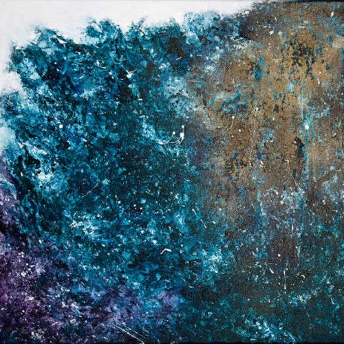 Tavla - det stora blå
